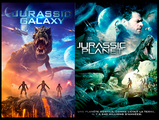 Jurassic-Galaxy-Jurassic-Planet-dvd-covers